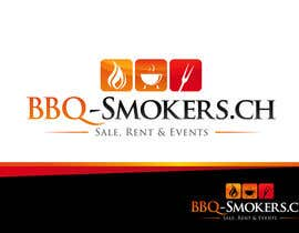 nº 277 pour Logo Design for our new Company: BBQ-Smokers par Designer0713