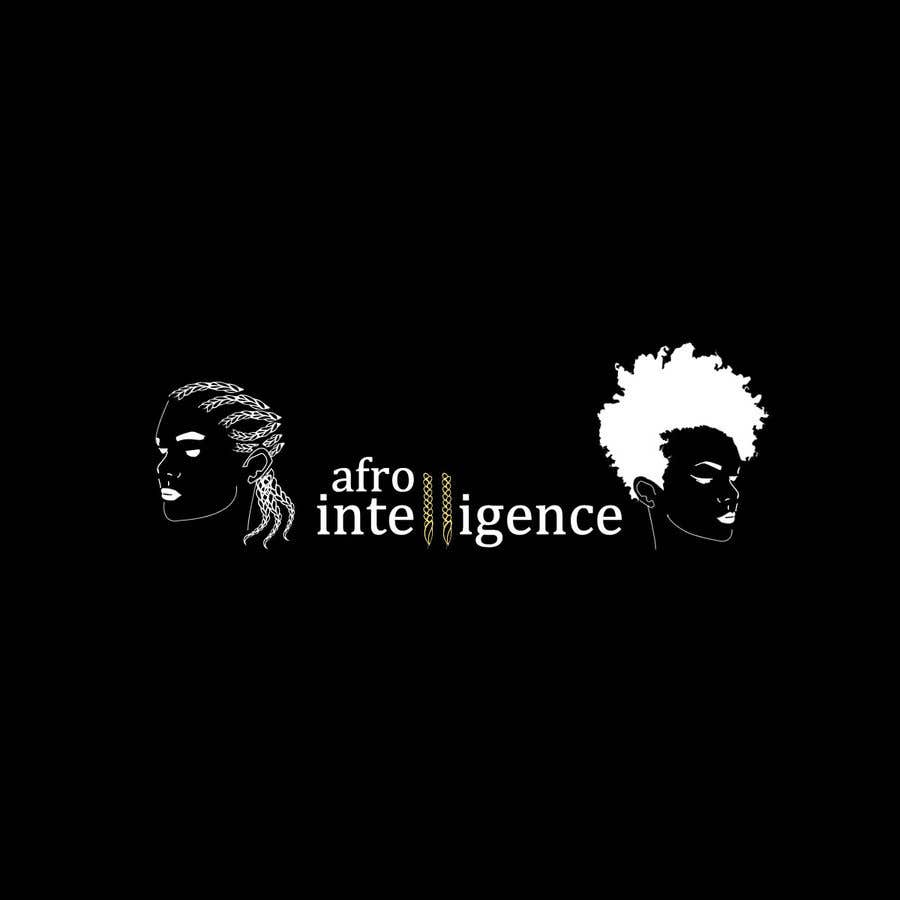 Contest Entry #36 for afrointelligence logo2