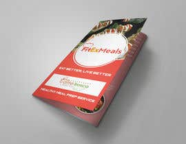 #43 for Design a Brochure for a Meal Prep Company by shakil1545