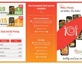 #5 for Design a Brochure for a Meal Prep Company by jasjyoti