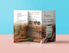 #37 for Design a Brochure for a Meal Prep Company by biswasshuvankar2