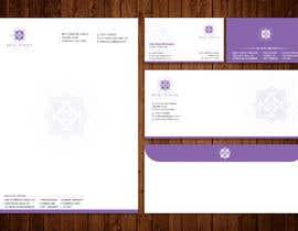 nº 164 pour Reiki Haven Business Card & Corporate Pack par aminur33
