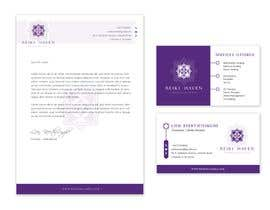nº 317 pour Reiki Haven Business Card & Corporate Pack par yuckyzk
