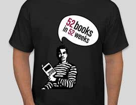 #9 for create a picture for a t-shirt - book reading af Ghazal243