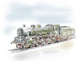 #9 for Draw an image about model railways af artkrishna