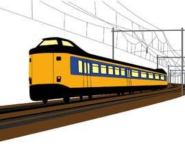 #18 for Draw an image about model railways af sajeebhasan409