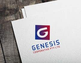#46 for Logo for Genesis Cooperative Pty Ltd af SamzTech