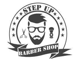 Nro 39 kilpailuun barbershop logo design käyttäjältä kabir20032001