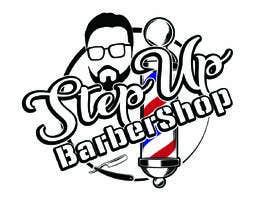 Nro 16 kilpailuun barbershop logo design käyttäjältä RifatNR