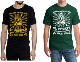 #47 for Tshirt graphic - SWO St Patrick's Classic Karate Tournament by feramahateasril