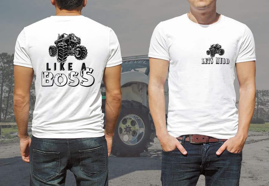 Kilpailutyö #25 kilpailussa The Let's Mudd T-Shirt Contest!!!!