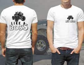 Nro 25 kilpailuun The Let's Mudd T-Shirt Contest!!!! käyttäjältä robiulhossi