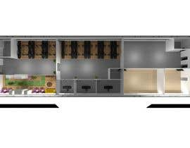 #31 for Interior design proposal, 3D drawing and rendering by abdilahrasyid05