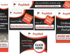 #7 para Design a Banner for website por felixdaogas