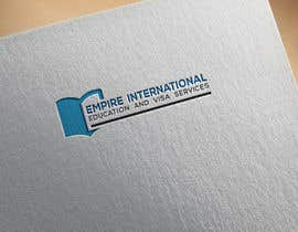 #66 for design a logo Empire International education and visa services by DesignDesk143