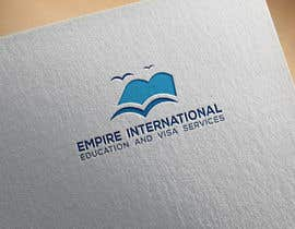 #69 for design a logo Empire International education and visa services by DesignDesk143