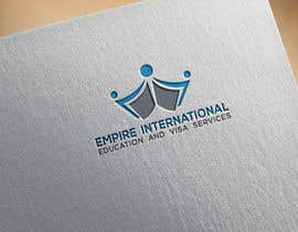 #76 for design a logo Empire International education and visa services by DesignDesk143