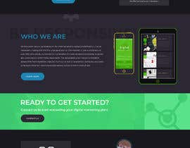#106 для Design a Tech Company Website от Shouryac