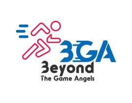 #132 pentru Design a logo - Beyond The Game Angels de către alamin3818