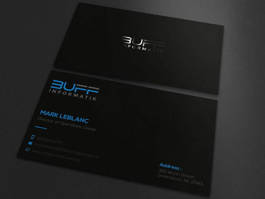 Entry 180 By Nurallam121 For Business Card Freelancer