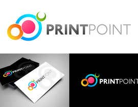 #257 for Logo Design for Print Point af ronakmorbia