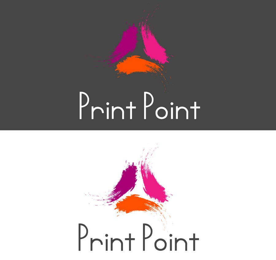 Contest Entry #178 for Logo Design for Print Point