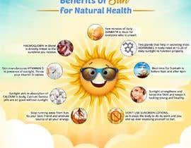 #31 untuk Design a poster - Benefits of Sun for Natural Health oleh satishandsurabhi