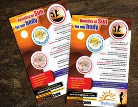 #28 untuk Design a poster - Benefits of Sun for Natural Health oleh SaxenaKuldeep