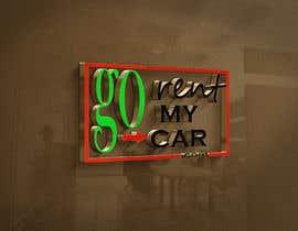 #139 для GoRentMyCar com LOGO от urmiicon