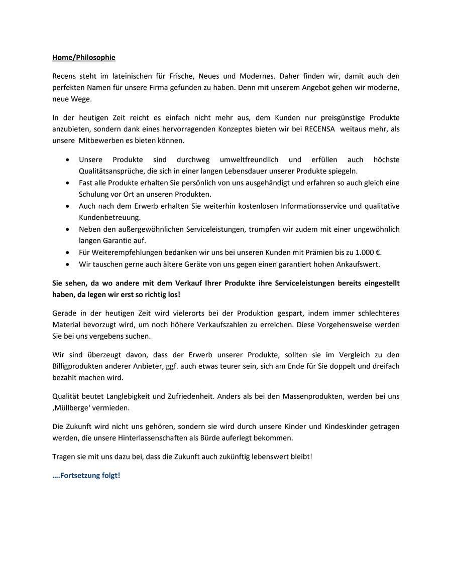 Penyertaan Peraduan #                                        2                                      untuk                                         Schreiben von Artikeln for my website - in deutsch