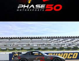 #220 untuk logo and livery design for a Mazda RX7 race car oleh josepave72