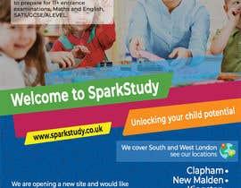 izubi00 tarafından Create a A5 flyer for tutoring school için no 3