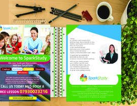 MOMODart tarafından Create a A5 flyer for tutoring school için no 34