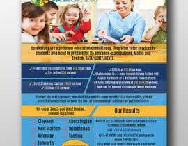 azizkhancpi tarafından Create a A5 flyer for tutoring school için no 39