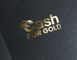 #82 for Design a Logo for Cash for Gold by davincho1974