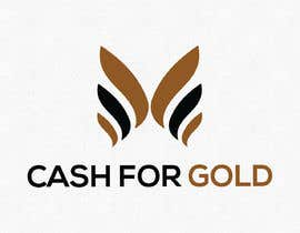 #103 for Design a Logo for Cash for Gold by delugekaium775