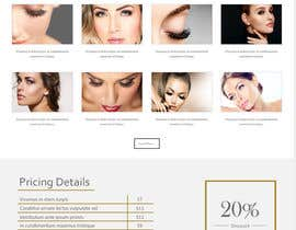 #93 for 150$ Guaranteed - Wordpress Website for an Eye-Lashes Company by designersart99