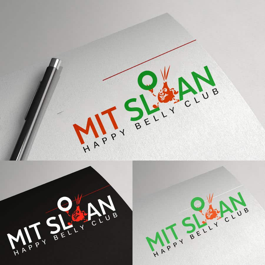 Entry #182 by syeddanesh for Design a Logo for MIT Sloan