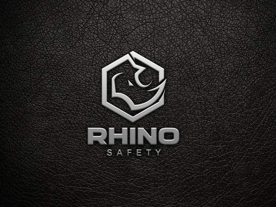 Contest Entry #74 for Rhino Safety Logo