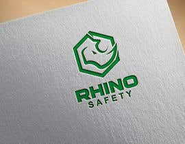 #75 for Rhino Safety Logo by NONOOR