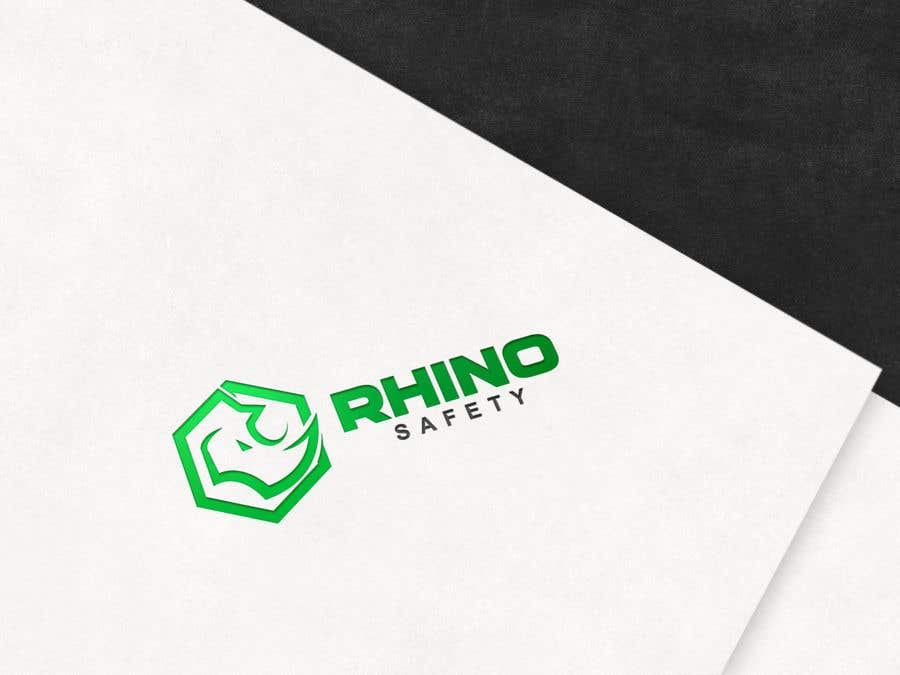 Contest Entry #79 for Rhino Safety Logo