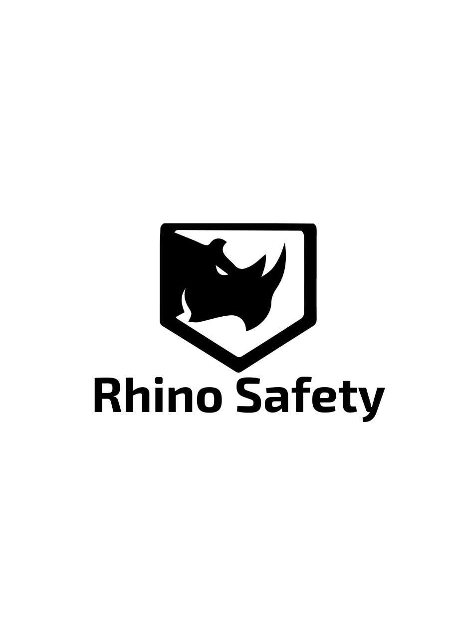 Contest Entry #11 for Rhino Safety Logo