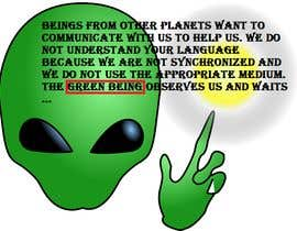 #10 untuk The Alien's Project (TAP) oleh antoniarovayo01