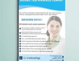Nro 7 kilpailuun Create a Poster for Hiring Employees käyttäjältä sadiksufia