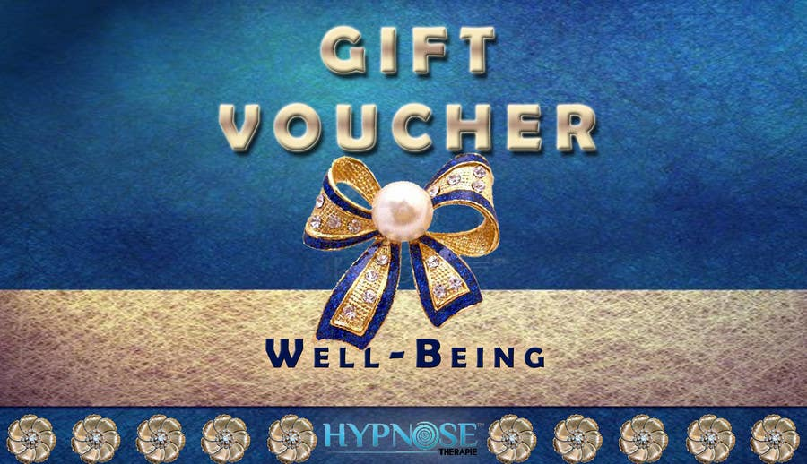 #27 for Design of GIFT VOUCHERS : for HYPNOSIS by SaranyaKrish