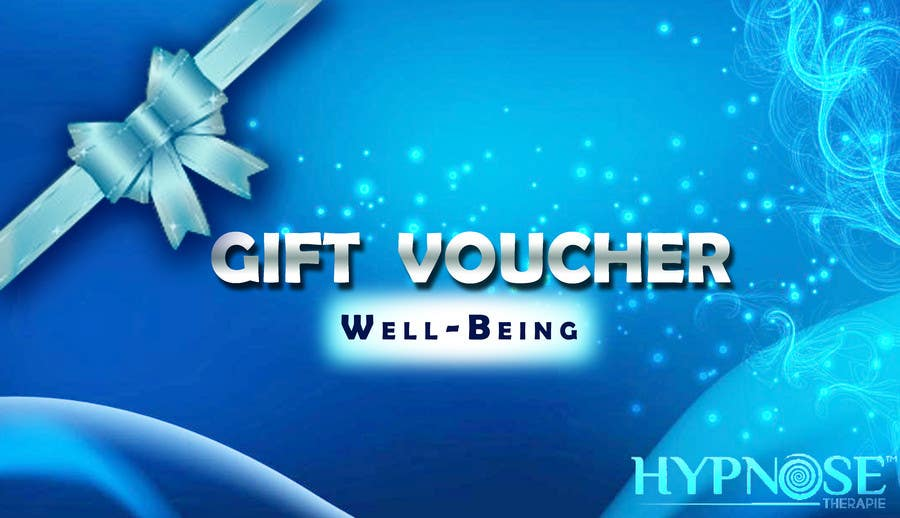 #30 for Design of GIFT VOUCHERS : for HYPNOSIS by SaranyaKrish