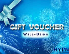 #31 untuk Design of GIFT VOUCHERS : for HYPNOSIS oleh SaranyaKrish