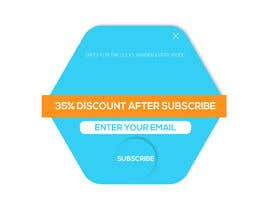 #13 for Website Welcome Popup, Exit Popup, One site Popup and Welcome Push Message Design af sagarjadeja