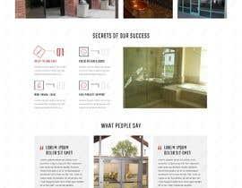 Nro 18 kilpailuun Build a fairly basic wordpress website for small glass company käyttäjältä pardworker
