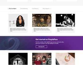 nº 32 pour Updated design for our existing blog site (Design Only) par vinayks